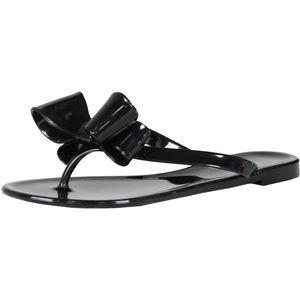 Kali bow flip flops sz 10
